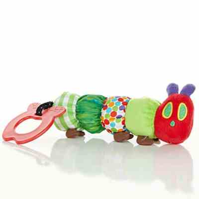 Amazon: The Very Hungry Caterpillar Teether Rattle Now $4.80 (Was $8)