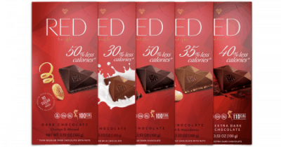 Walmart: TRY RED CHOCOLATE FREE