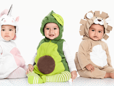 Carter's: Halloween Baby and Kids Costumes for ONLY $22 (Reg $44) – Many Cute Designs!