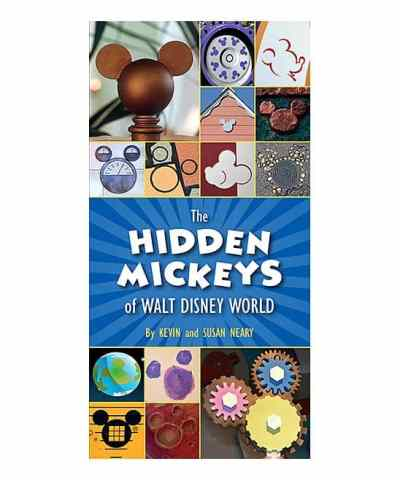 Zulily: Mickey Mouse Hidden Mickeys of Walt Disney World Paperback Now $12.99