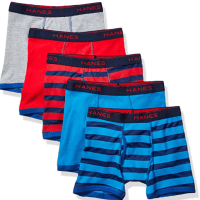 Amazon : Hanes Boys' Comfort Flex Fit Sport Ringer Boxer Briefs Just $3!