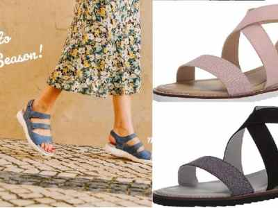 Amazon: JBU by Jambu Women's Caymen Flat Sandal $9.94 (Reg $69)