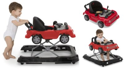 Walmart: Jeep Wrangler Activity Walker ONLY $62 + FREE Shipping (Reg $80)