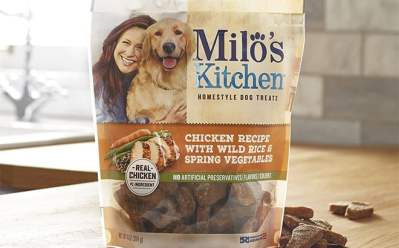 Amazon: Milo's Kitchen Homestyle Dog Treats for ONLY $5.54 (Regularly $13)