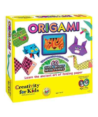 Zulily: Creativity for Kids Origami Kit Only $7.99 (Reg $15.00)
