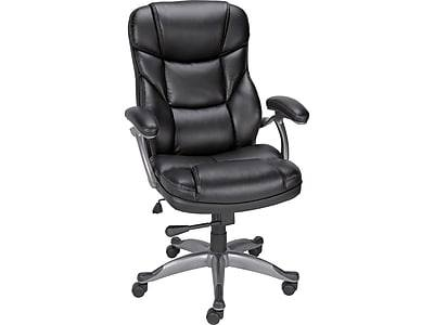 Staples: Osgood High-Back Bonded Leather Manager Chair, Just $99.99 (Reg $169.99) after code!