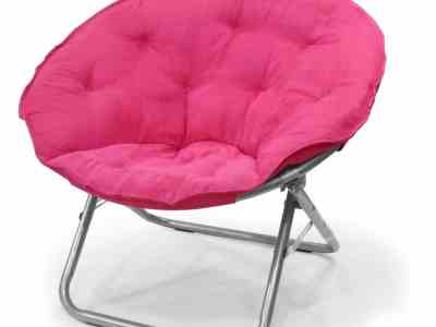Walmart: Mainstays Large Microsuede Saucer Chair for $29.00 (Reg $42.00)