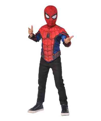 Zulily: Spider-Man Costume - Boys Only $9.99 (Reg $24.99)