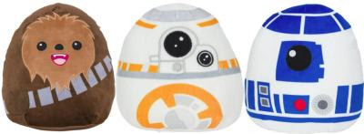 Walgreens: Star Wars Squishmallow Plush Just $12.99