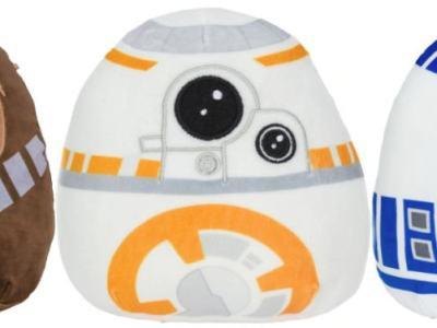 Walgreens: Star Wars Squishmallow Plush Just $12.99