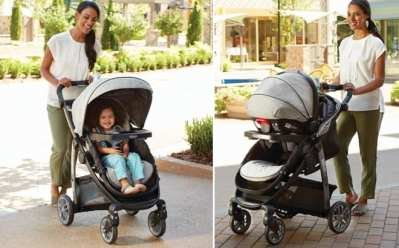 Walmart: Graco Modes LX Click Connect Travel System ONLY $199.99 (Reg $430)