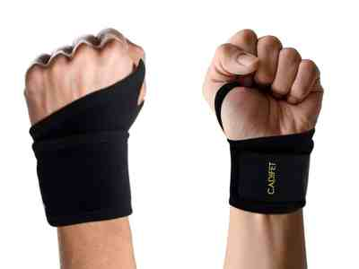 Amazon: Wrist Brace for Carpal Tunnel, Adjustable Wrist Wrap Only $3.89 (Reg. $12.99) after code and coupon!