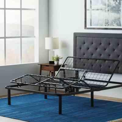 Home Depot: Standard Adjustable Bed Base – Queen ONLY $559.99 (Reg $800)