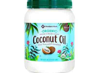 SamsClub: Organic Virgin Coconut Oil (56 oz.) For $7.84 (Reg. $13.88)