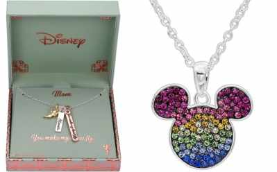 JCPenney: Disney Enchanted Jewelry Up to 79% OFF – Starting at ONLY $12.59