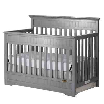 Walmart: Slumber Baby Chesapeake 5-In-1 Convertible Crib for $159.99 + Free Shipping! (Reg. $199.99)