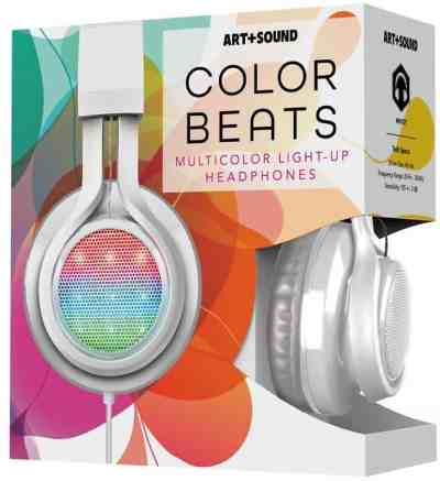 Belk: Kids Beats Light-Up Headphones (3 Colors) For $15 + Store Pickup.