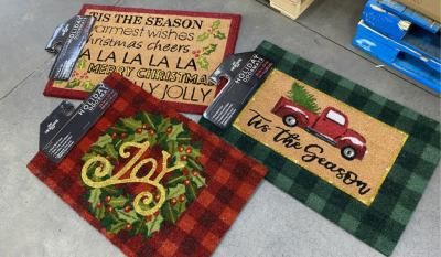 Sam's Club: Fall & Holiday-Themed Doormats Only $14.98