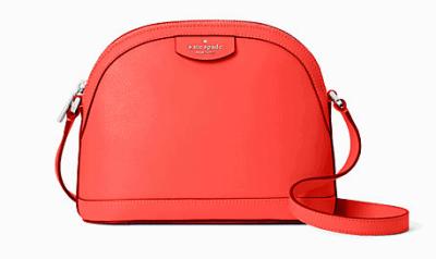 Kate Spade: X-large Dome Crossbody Bag $65!!(Reg. $229)