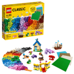 Walmart: 1504-Pcs LEGO Classic Bricks Bricks Plates 11717 Building Toy for $39.97 (Reg. Price $69.99)
