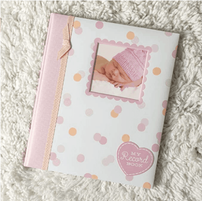 Amazon: Lil Peach First 5 Years Baby Memory Book for $11.40 (Reg. $14.99)