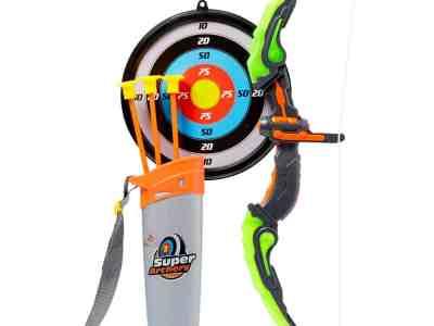 Zulily: Green Light Up Archery Bow & Arrow Toy Set Now $19.99
