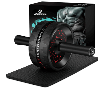Amazon: Ab Roller for Abs Workout Only $13.55 (Reg. $14.40)