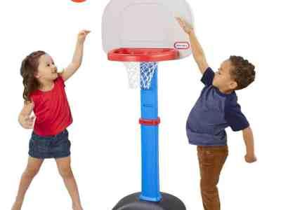 Walmart: Little Tikes TotSports Easy Score Toy Basketball Set for $31.99