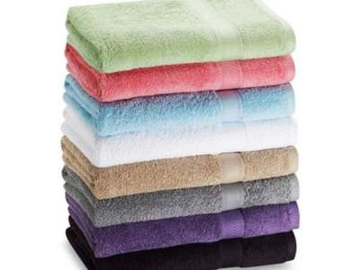 TANGA: 7 Pack 27'' X 52'' 100% Cotton Extra- Absorbent Bath Towels For $37.99 At Reg.$102.99 FREE SHIPPING