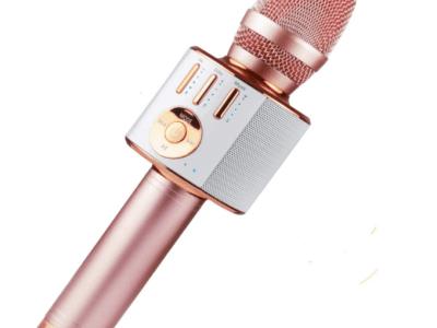 Amazon: Muvteens Wireless Bluetooth Karaoke Microphone – Clip Coupon!