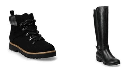 KOHL'S: Buy One, Get One Free Women's Boots + Extra 20% off!
