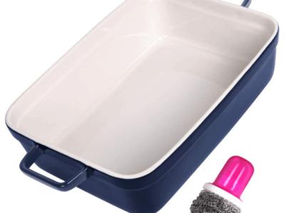 Amazon: Glaze Bakeware Ceramic Baking Dish for $13.20