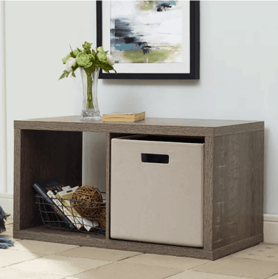 Kohl's: 2-Cube Storage Cube Storage Unit ONLY $27.99 (Reg $60)