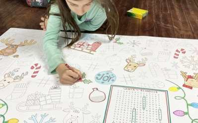 Jane: Huge Activity Coloring Sheets ONLY $8.99 (Regularly $16)