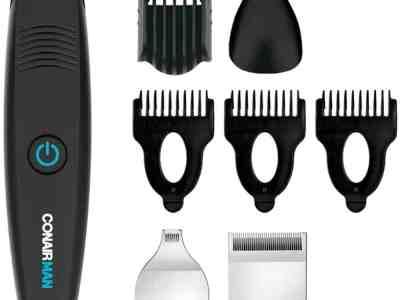 Best Buy: Conair Cordless Hair Trimmer GMTL20 for $19.99 (Reg. Price $39.99)