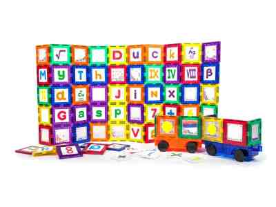 Zulily: Deluxe Combo 136-Piece Magnetic Set Now $38.99