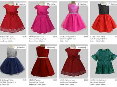 Zulily: Dressy Dresses All Items for $9.99