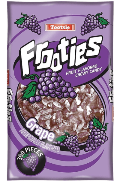 Staples: Frooties Chewy Grape 38.8Oz. 7801 for $2.99 ($6.20)