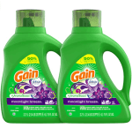 Amazon: Gain Liquid Laundry Detergent Now $12.47 (Reg $19.47)