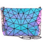 Amazon: Geometric Luminous Medium Crossbody Purse Now $13.58 (Reg $17.89)