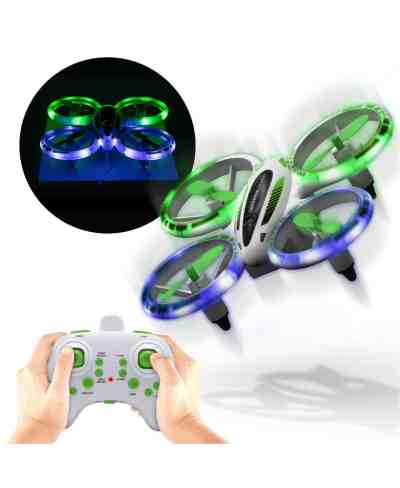 "MACY'S: SHARPER IMAGE Glow Stunt 5"" Drone For $44.99 At Reg.$89.99 LIMITED TIME ONLY"