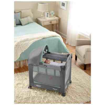 Walmart: Graco Travel Lite Baby Crib & Portable Playard, Manor only $89.99 (Reg. $139.99)