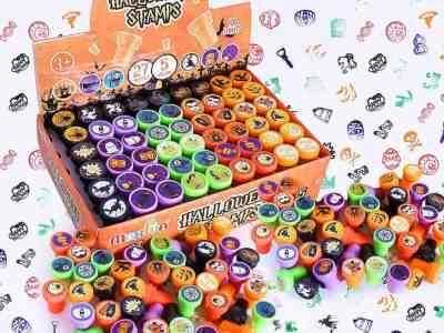 Amazon: Halloween Stamps 108 Pcs for $5.19 (Reg. Price $12.99)