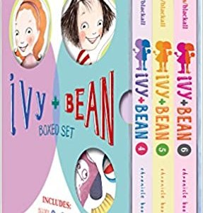 Amazon: Ivy and Bean Boxed Set 2 Paperback for $8.06 Shipped! (Reg.Price $19.99)