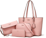 Amazon: Synthetic Leather Handbags for $26.51 (Reg $44.99)