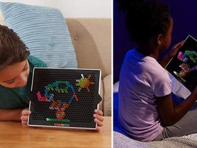 Amazon: Lite Brite Classic Toy ONLY $12.82 (Reg $20)