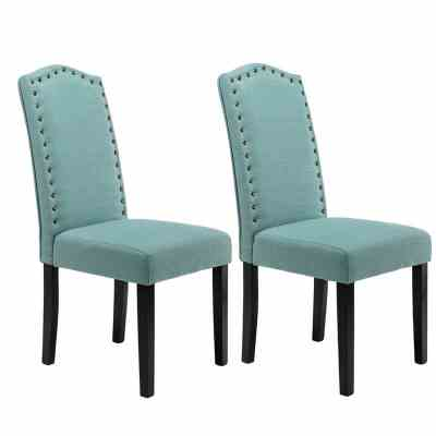 Wayfair: Winston Porter Mourya Upholstered Dining Chair, Set of 2 from $129.99