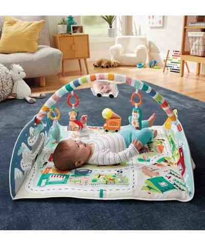 Zulily: 28'' Activity City Gym Play Mat Now $29.99 (Reg $59.99)