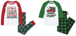 ZULILY: Christmas Pajamas for the Family as low as $12.99!