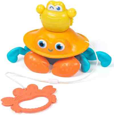 Amazon: Pull-Along Toy, Walking Crab Toy for Baby, Family Early Learning, Just $4.49 (Reg $15.99) after code!